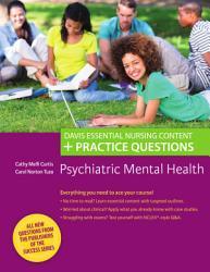 Psychiatric Mental Health Book PDF