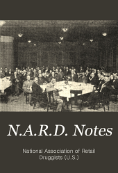 N.A.R.D. Notes: Volume 10, Issue 10