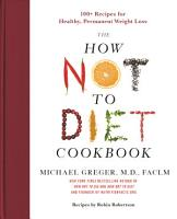 The How Not to Diet Cookbook PDF