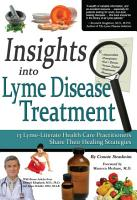 Insights Into Lyme Disease Treatment PDF