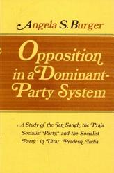 Oppisition in a Dominant Party System PDF