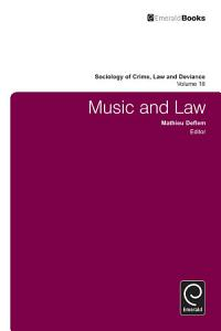 Music and Law PDF
