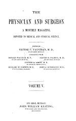 The Physician and Surgeon