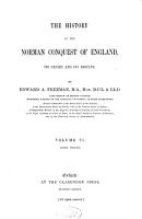 The History of the Norman Conquest of England  Index volume PDF