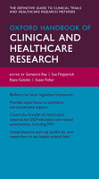 Oxford Handbook of Clinical and Healthcare Research PDF