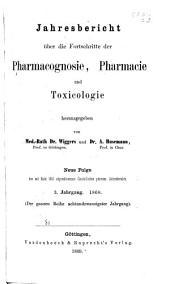 Jahresbericht der Pharmazie: Band 3