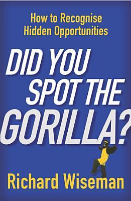 Did You Spot The Gorilla