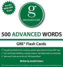 500 Advanced Words, 1st Edition