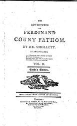 The Adventures Of Ferdinand Count Fathom Book PDF