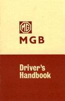 Mg Mgb Tourer Owner's Handbook
