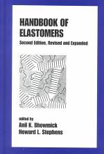 Handbook of Elastomers, Second Edition,
