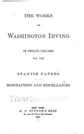 The Works of Washington Irving...