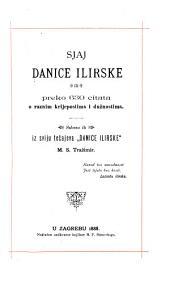 Sjaj Danice Ilirske: preko 630 citata o raznim krijepostima i dužnostima
