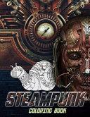 Steampunk Coloring Book PDF
