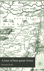 A Tour of Four Great Rivers: The Hudson, Mohawk, Susquehanna, and Delaware in 1769