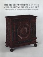 American Furniture in the Metropolitan Museum of Art