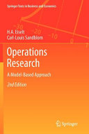 Operations Research PDF