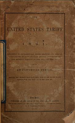 The United States Tariff of 1861 PDF