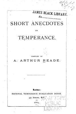 Short Anecdotes on Temperance