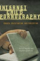Internet Child Pornography PDF