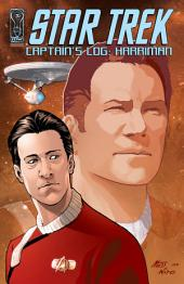 Star Trek: Captain's Log #2 - Harriman