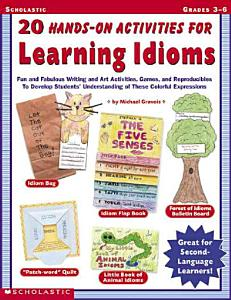 20 Hands on Activities for Learning Idioms PDF