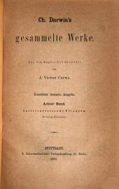 Bd. Insectenfressende Pflanzen. 1876