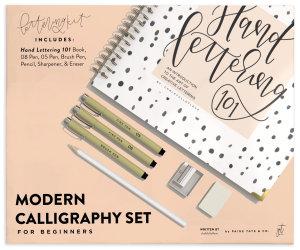 Modern Calligraphy Set for Beginners PDF