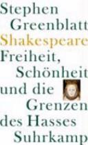 Shakespeare   Freiheit  Sch  nheit und die Grenzen des Hasses PDF