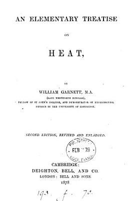 An Elementary Treatise on Heat PDF