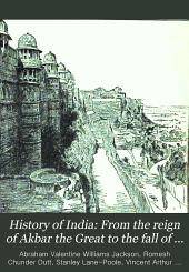 History of India: Volume 4; Volume 6