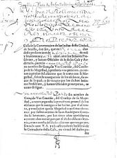 Begin. Casa de la Contratacion de las Indias desta ciudad de Sevilla, etc. [Official forms and other papers issued by the Contador, relating to contracts for the supply of slaves to the Spanish Indies.]
