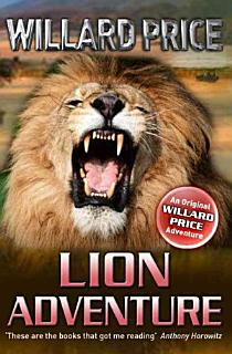 Lion Adventure Book