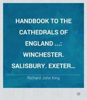Handbook to the Cathedrals of England ...