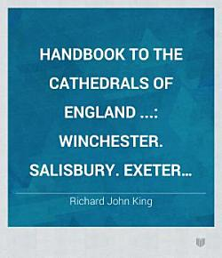 Handbook to the Cathedrals of England     PDF