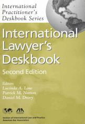 International Lawyer s Deskbook PDF