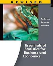 Essentials of Statistics for Business and Economics  Revised PDF
