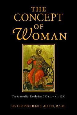 The Concept of Woman PDF