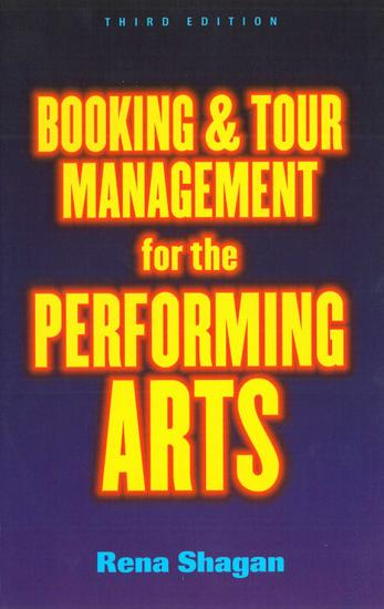 Booking and Tour Management for the Performing Arts PDF