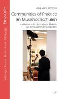 Communities of Practice an Musikhochschulen PDF