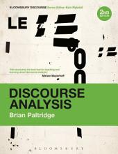 Discourse Analysis: An Introduction, Edition 2