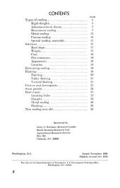 Roofing farm buildings: Issues 2170-2176