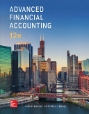 Loose Leaf for Advanced Financial Accounting PDF