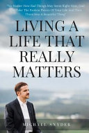 Living a Life That Really Matters