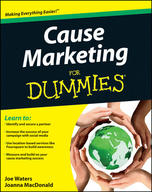 Cause Marketing For Dummies PDF