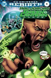 Hal Jordan and The Green Lantern Corps (2016-) #5