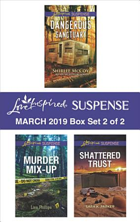 Harlequin Love Inspired Suspense March 2019   Box Set 2 of 2 PDF
