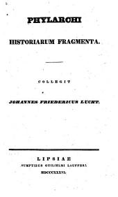 Historiarum fragmenta