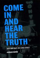 Come In and Hear the Truth PDF