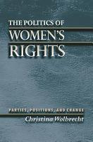 The Politics of Women s Rights PDF
